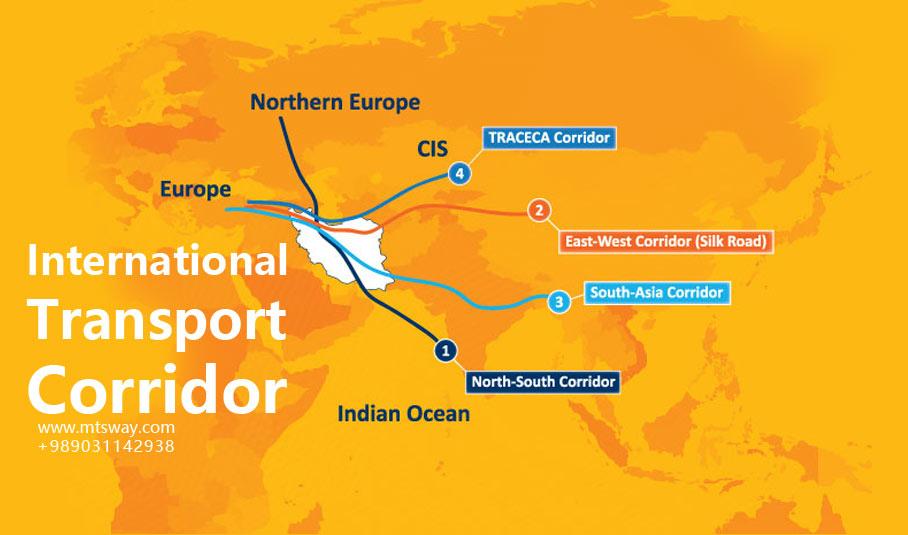 کریدور حمل و نقل بین المللی