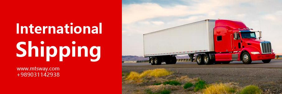 آموزش روش های حمل و نقل بین الملل